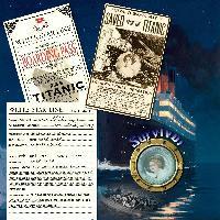 100th Anniversary Titanic Challenge