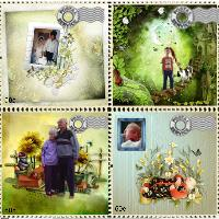 my postage stamps
