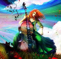 Colour My World With Music