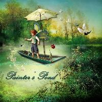 ~P is for Painter's Pond~