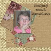 Special page for Brenda