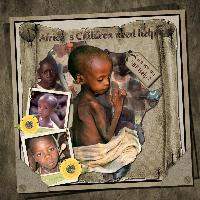 Africa`s Children need help