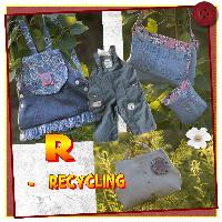 R is for Recycling