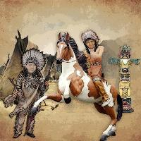 Warriors Sunandan and Udhay