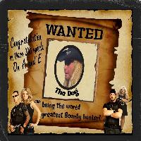 Wanted for being the greatest bounty hunter