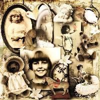 A Vintage Collage