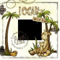 Baby Logan memory Book, part3