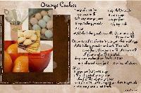 Want an Orange Cookie