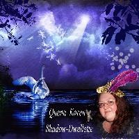 Queen Shadow- Dwellette