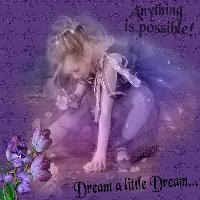 For the Queen/Dream a little Dream