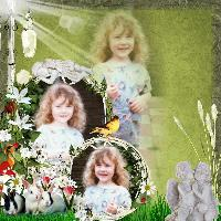 our little angel