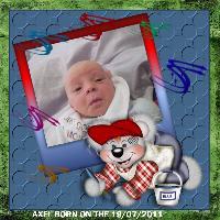 axel new nephew