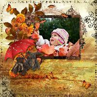 Autumn babe