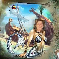 My mermaid fantasy