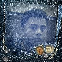 Cool denim boy blue