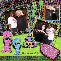 Halloween - 2007 Me and Jose