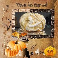 Carved_Pumpkin Jack-O-Lantren