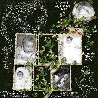 Four Generations of Babies...