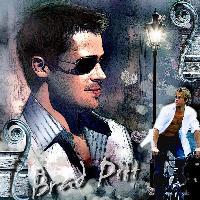Brad Pitt....2