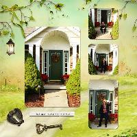 ~Me & My Front Door~