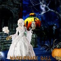 ~Halloween Masquerade Ball~