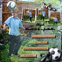 Showcase Elijah...Aged 7