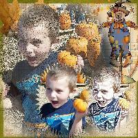 Jacob`s autumn joy