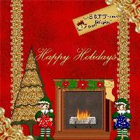 Happy Holidays SBF