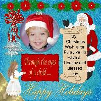Braydens Christmas Wish