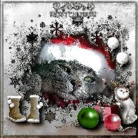 ChristmasTime...Mask 2