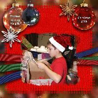 Mask - Christmas