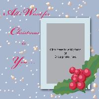 Christmas Quick Page