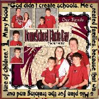 HomeSchool Photo Day 17/09/2011
