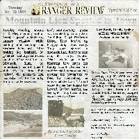 The Glendive Ranger Review
