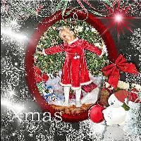 Laurence at Christmas