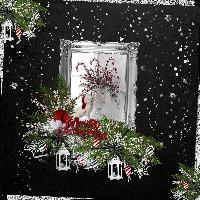 Christmas Cluster