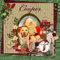 cooper&santa  cluster