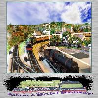 Adam's Model Railway