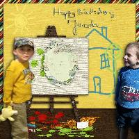Happy Birthday Jacob