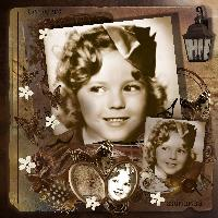 Shirley Temple-Remember