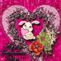 Happy Valentine SBF Friends