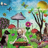 garden critters_lozz