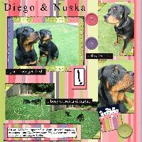 Diego & Nuska - Double Trouble