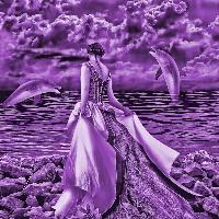 Let`s do colors, all purple
