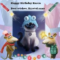 Karen Birthday 2.
