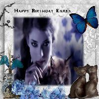Karen's Birthday 3