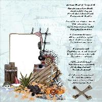 Poem and a Frame_pirate style