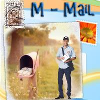 M for Mail