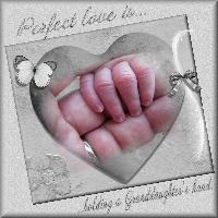 Perfect love is...