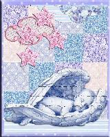 Baby dream quilt